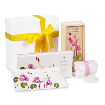 Lollia This Moment Bath Gift Box
