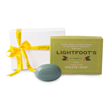 Lightfoot's Athletic Soap 4 Piece Gift Box