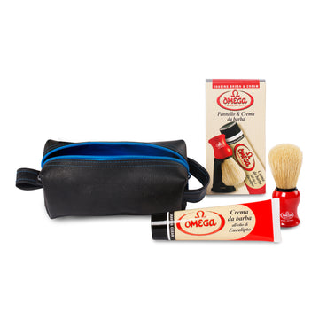 Travel Pouch Shave Gift Box