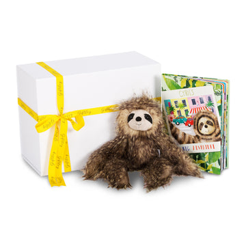 Cyril Sloth & Book Set