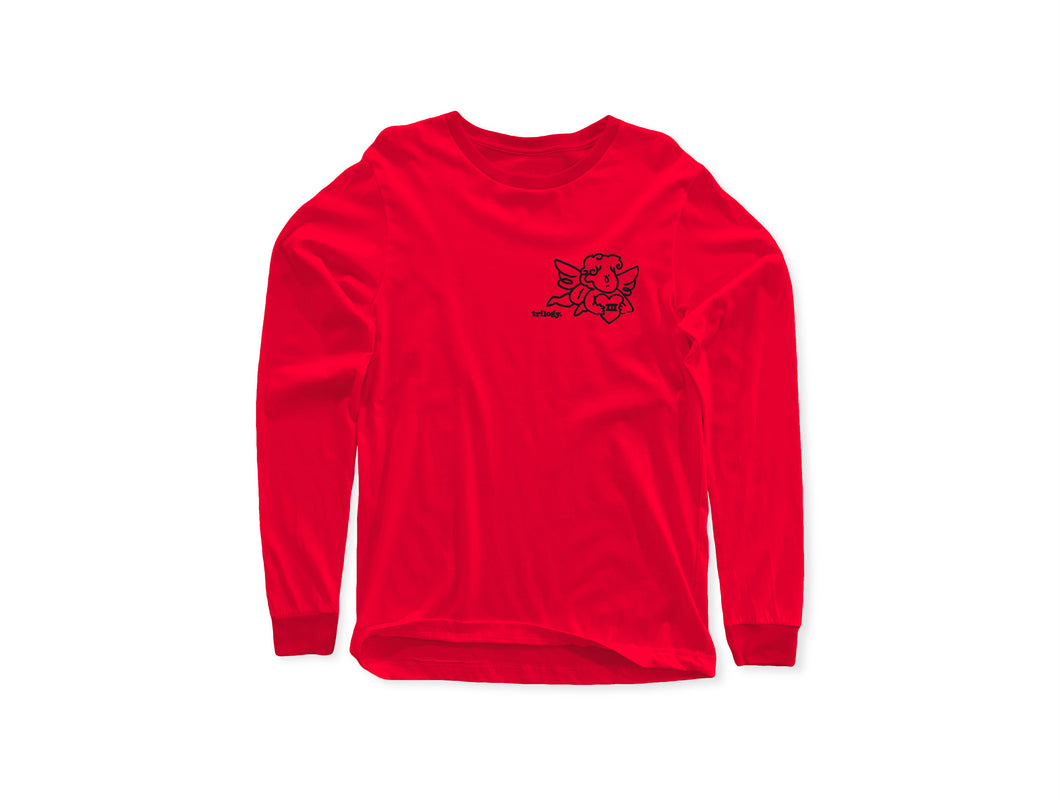 Powered By Love Long Sleeve