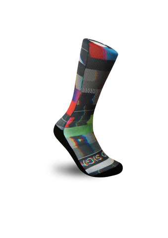 Graphic Pop Art Socks