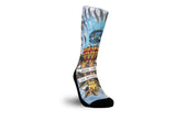 socks ice fire back front