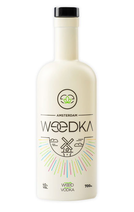Weedka | Natural Weed Flavored Vodka