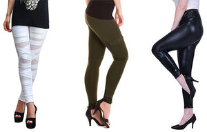 Different Types Of Leggings And Ways To Wear Them For Looking Stylish