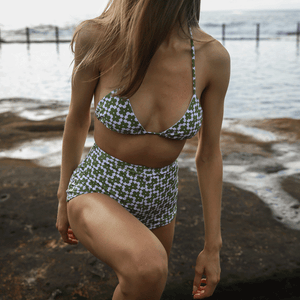 Surf Shorts in the Flower Print