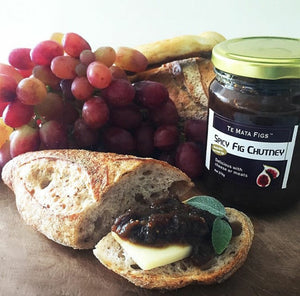 Spicy Fig Chutney