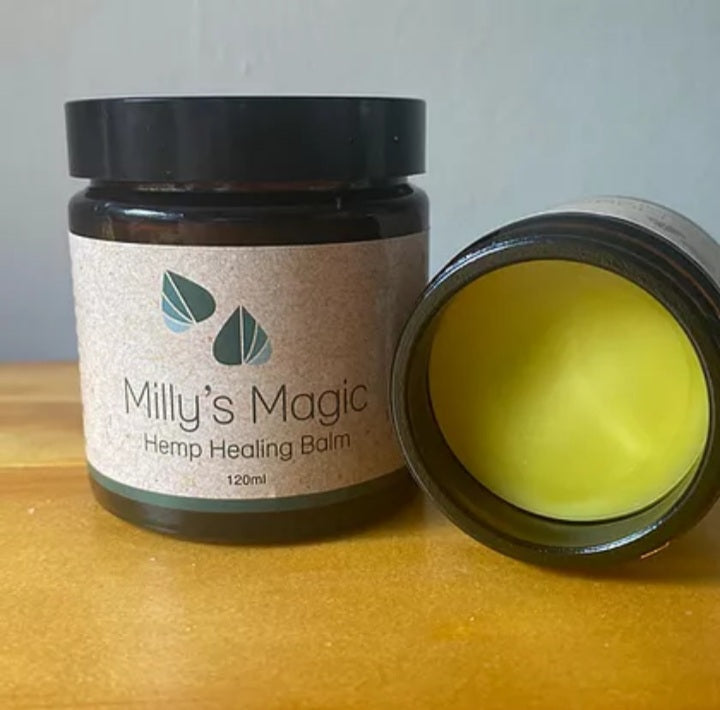 Milly's Magic Healing Hemp Balm