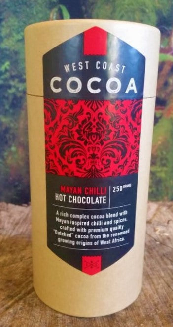 West Coast Cocoa Hot Chocolate