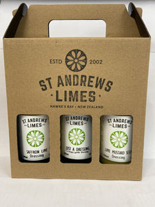 St Andrews Limes Gift Pack