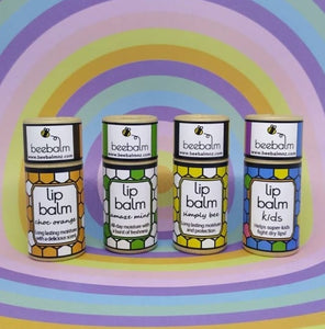 Lip Balms by Bee Balm NZ