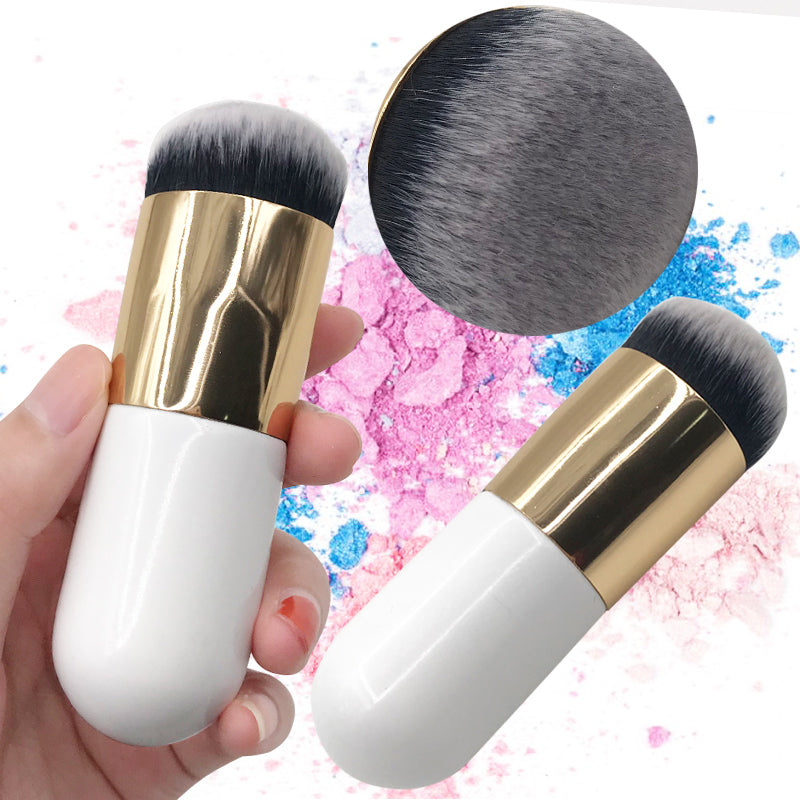Large Round Head Buffer Foundation Powder Makeup Brush