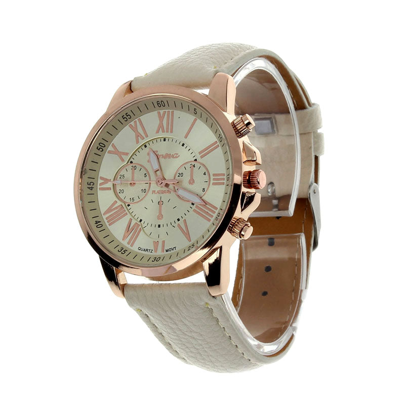 SALE HALF OFF!!!! Geneva Quartz Wrist Watche