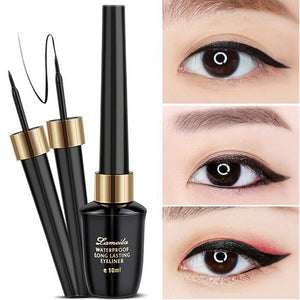 1pc Brand New Beauty Makeup Cosmetic Black Waterproof Eyeliner Liquid