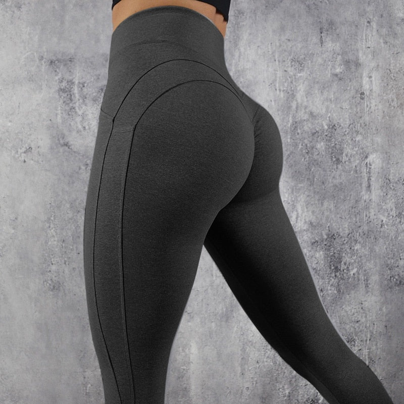 Elastic Casual Fitness Leggings