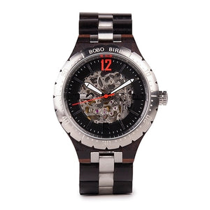 Luxury Mechanical Watch Men Water