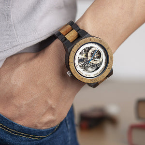 R05 Automatic Mechanical Watches Luxury