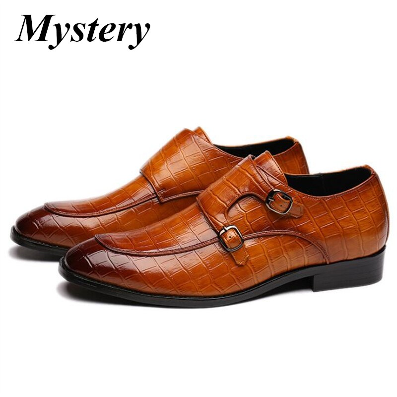 High Quality  Mens formal  genuine leather oxford shoes
