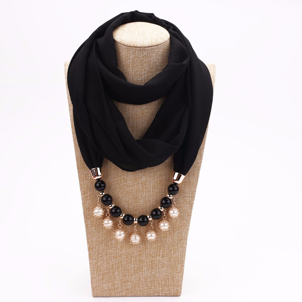 14 colors... New design scarf necklace for women fashion