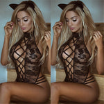 2019 New Cosplay Sexy Hot Erotic Lingerie Lace  Baby doll Women's Underwear Nightwear