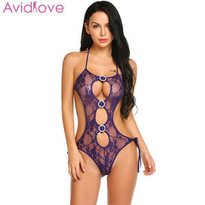ONLY 33 IN STOCK!! Avidlove Women Body stocking Erotic Lingerie