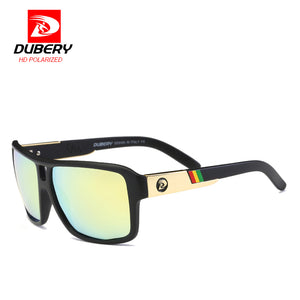 HALF OFF!! DUBERY  Men's Polarized Luxury Sunglasses