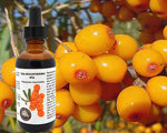 100% Pure Sea Buckthorn Fruit, Berry Oil. Cold