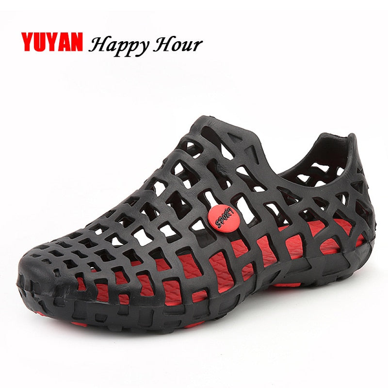 New 2019 High Quality Hollow Summer Women Jelly Shoes