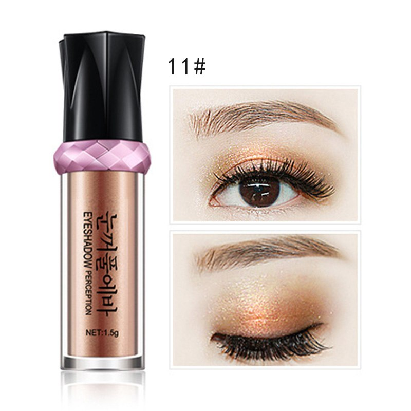 Crystal Luster Glitter Eye shadow Powder