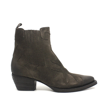 4741 | Western-style chelsea boot