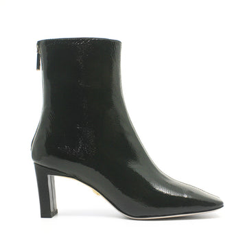 Long Island | Green patent leather boot