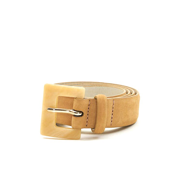 Cinturon Camel | Leather belt