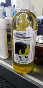 Heritage Downs COAT OIL