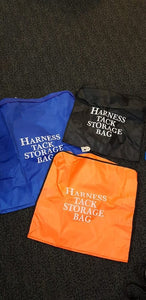 Harness storage bag,