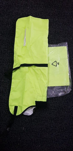 Hi vis dog coat