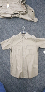 Outback mens short sleeve