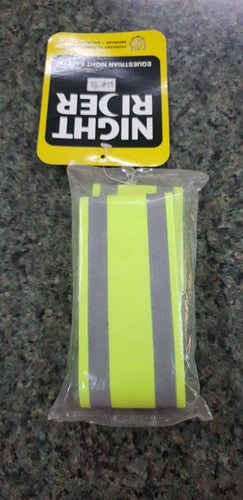 high vis leg wraps