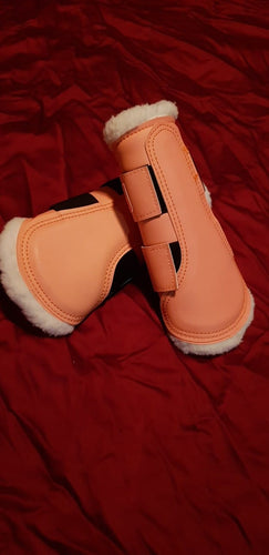 Coral flex traver tendon boots