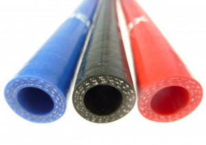 Pipe 19mm RED - strait 100mm