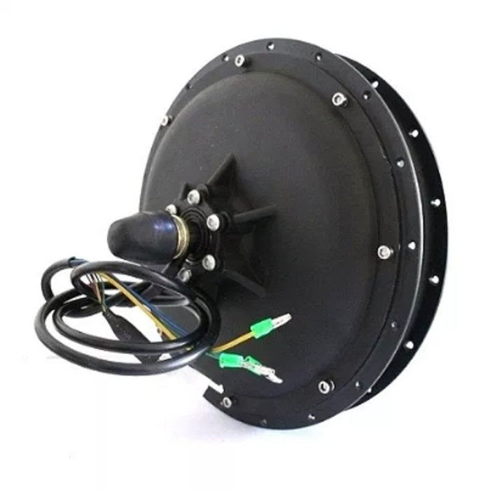 In wheel motor QS205_30H 800W