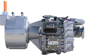 UQM DT250HD 2-speed solution