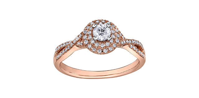 bijouterie-clermont-labrecque-Bague-couronne-croisee-diamants-or-10k-rose-am415r43
