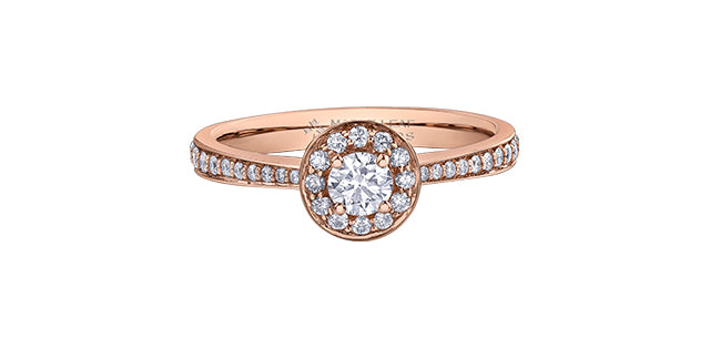 bijouterie-clermont-labrecque-Bague-diamants-or-rose-10k-ml550