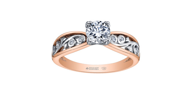 bijouterie-clermont-labrecque-Bague-motif-Pure-white-diamants-or-18k-rose-blanc-ml521rw