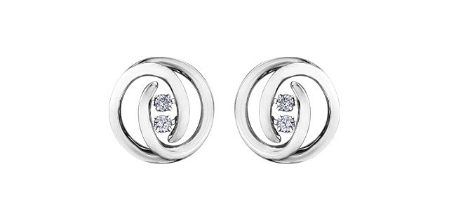 bijouterie-clermont-labrecque-Boucles-oreilles-tourbillon-diamants-or-10k-blanc-dd3150