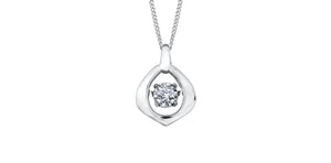 bijouterie-clermont-labrecque-Pendentif-diamants-simple-flottant-or-10k-blanc-dd2965