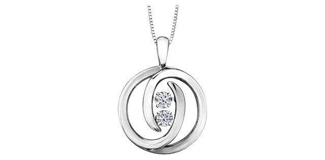 bijouterie-clermont-labrecque-Pendentif-tourbillon-diamants-or-10k-blanc-dd3151