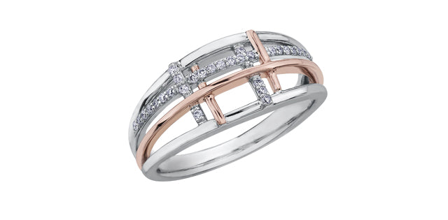 bijouterie-clermont-labrecque-bague-architecte-diamants-or-10k-rose-blanc-dd2841