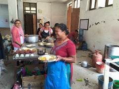 Fairtrade workers in Nepal