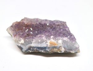Amethyst Druzy Cluster - Moonstone Felt And Crystals
